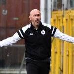 Italiano clashes with Spezia fans