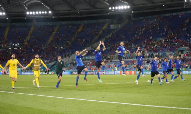 Acerbi: 'Italy can go far at Euro 2020'