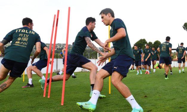 Chiellini and Florenzi doubts with Austria
