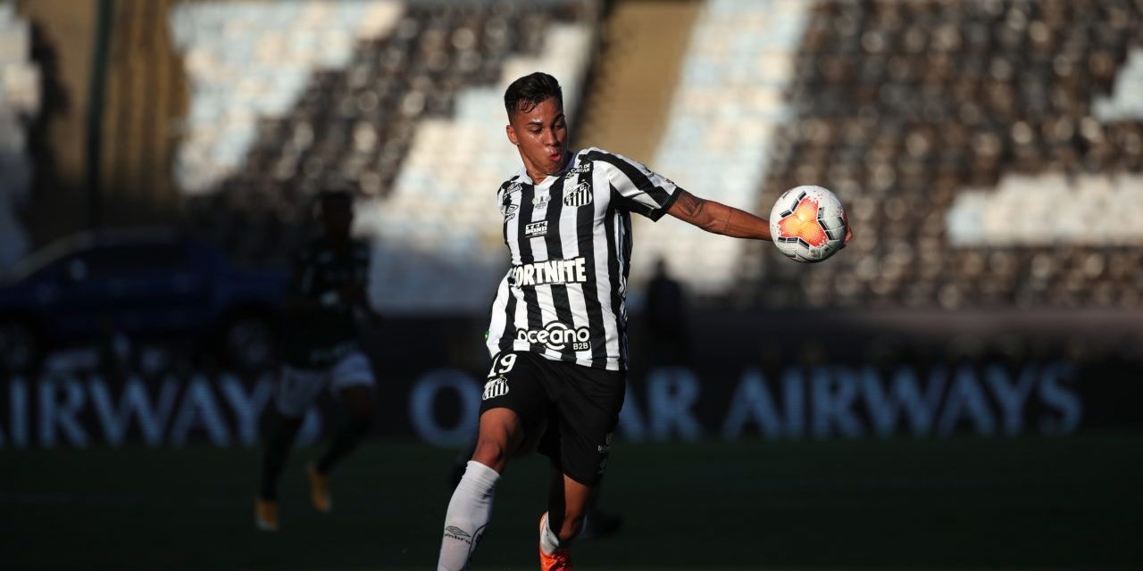 Kaio Jorge for Santos