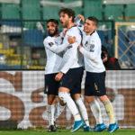 Locatelli-Verratti the main Italy doubt for Austria