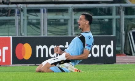 Luiz Felipe: 'Amargo empate, la Lazio debe hacer lo que dice el entrenador para progresar'