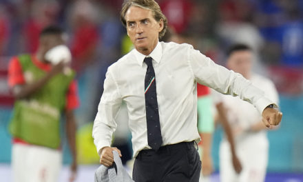 Mancini: 'Italy always play to win with Wales'