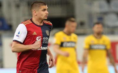 Marin: 'I want another Cagliari season'