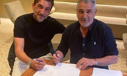 Crotone appoint Modesto as coach