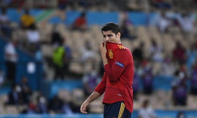 Morata: 'Depression has no form, but it is there'