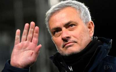 Mourinho: 'Roma fans are great, the Olimpico is fantastic'