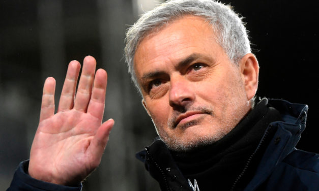 Roma wanted Mourinho in the Colosseum