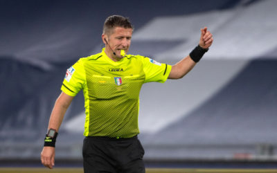 Former referee reveals Orsato's 'first' mistake in Juventus-Roma