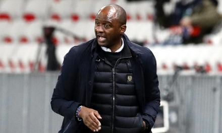 Vieira option for Sampdoria bench