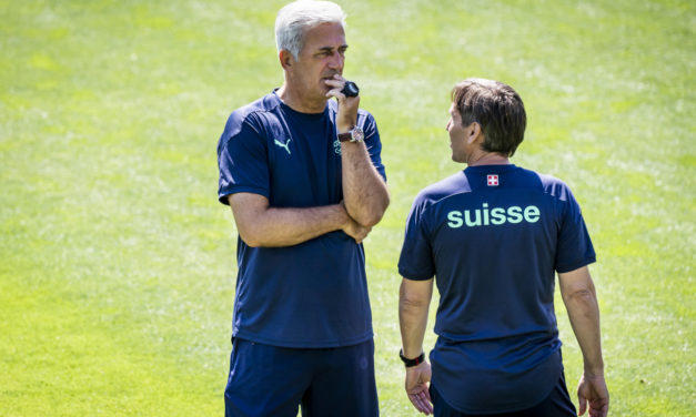 Petkovic: 'Not too much respect for Italy'