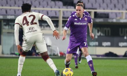 Ribery: 'I want to stay at Fiorentina'