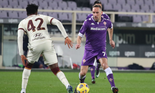 Ribery 'wants to stay in Serie A'