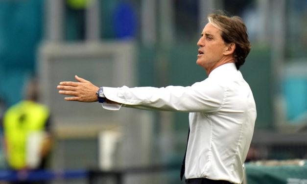 Mancini: 'Italy identity does not change'