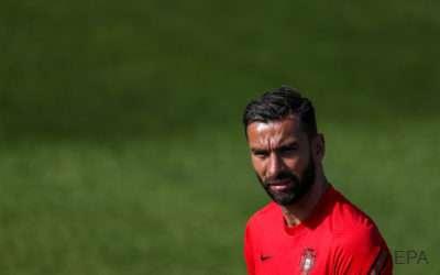 Roma put brakes on Rui Patricio