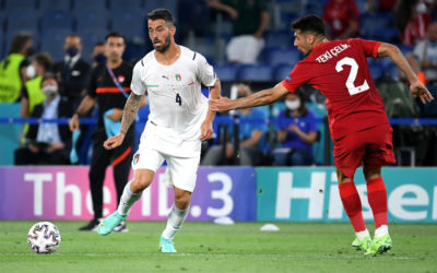 Spinazzola's agent meets Real Madrid?