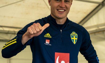 Svanberg returns for Sweden