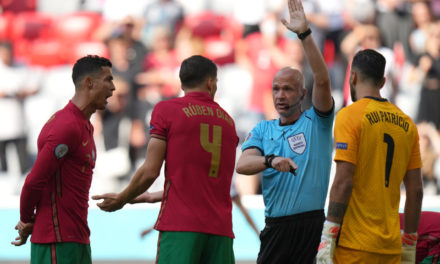 EURO 2020 | Taylor oversees Italy vs. Austria