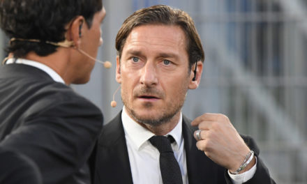 Totti: 'Roma have hired the best coach in the world'