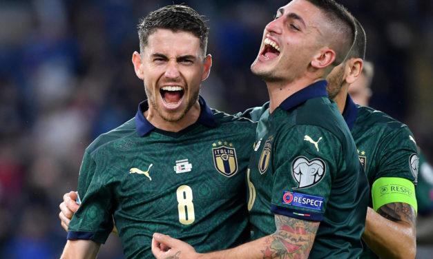 Euro 2020 line-ups: Italy v Wales
