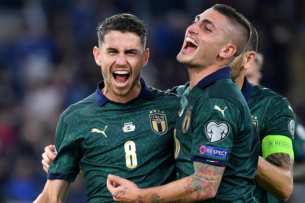 Verratti Jorginho Italy