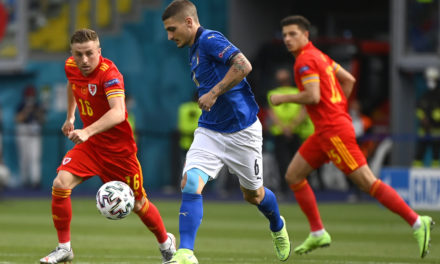 Verratti: 'Wasn't sure if I'd be at Euros'
