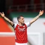 Arsenal annoncera l'extension de Xhaka après l'échec du transfert de Roma