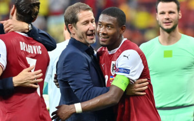 Foda and Alaba warn Italy about Austria