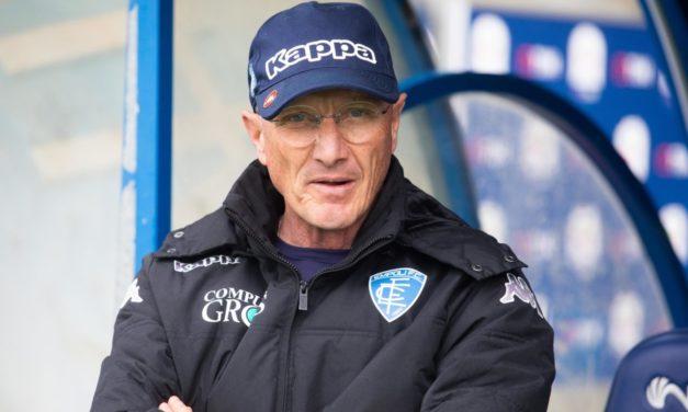 Andreazzoli: 'Pinamonti will start against Cagliari'