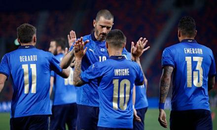 Euro 2020 profile: Italy's new era begins