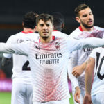 Brahim Diaz discussing Milan return