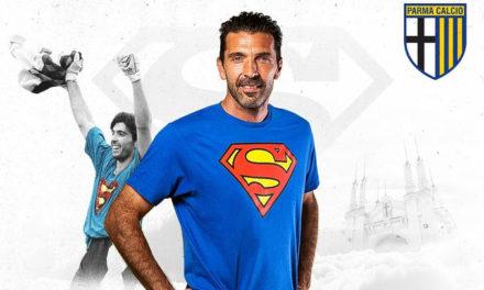 Parma present Buffon at the Ennio Tardini tomorrow