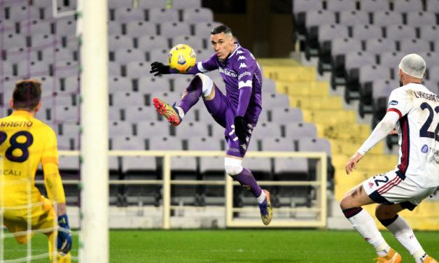Lazio deny interest in Callejon
