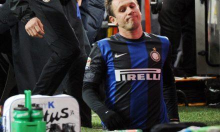 Cassano: 'Totti será olvidado, solo Messi, Maradona, Cruijff son eternos'