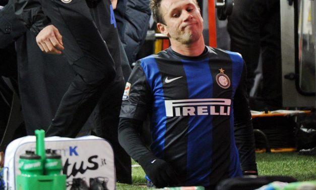 Cassano: 'Totti will be forgotten, only Messi, Maradona, Cruijff are eternal'