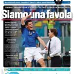 Today's Papers – Italy fairy tale