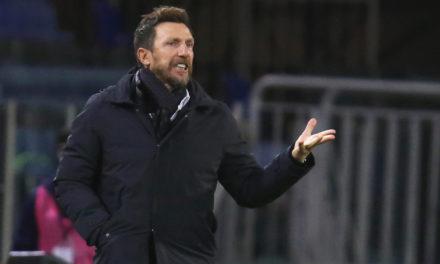Di Francesco freed from Cagliari contract