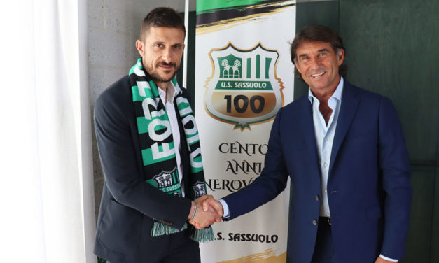 Official: Dionisi is new Sassuolo coach
