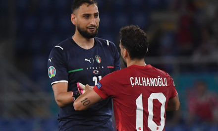 Milan set precedent with Donnarumma and Calhanoglu