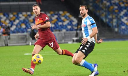 Napoli stars return to training