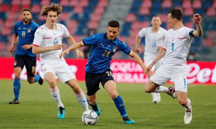 Italy: injured Florenzi to miss Switzerland clash