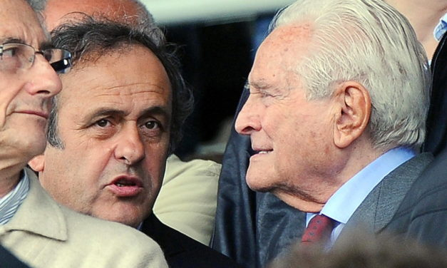 Juventus Honorary President Boniperti dies aged 92