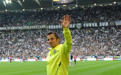Del Piero pays tribute to Boniperti