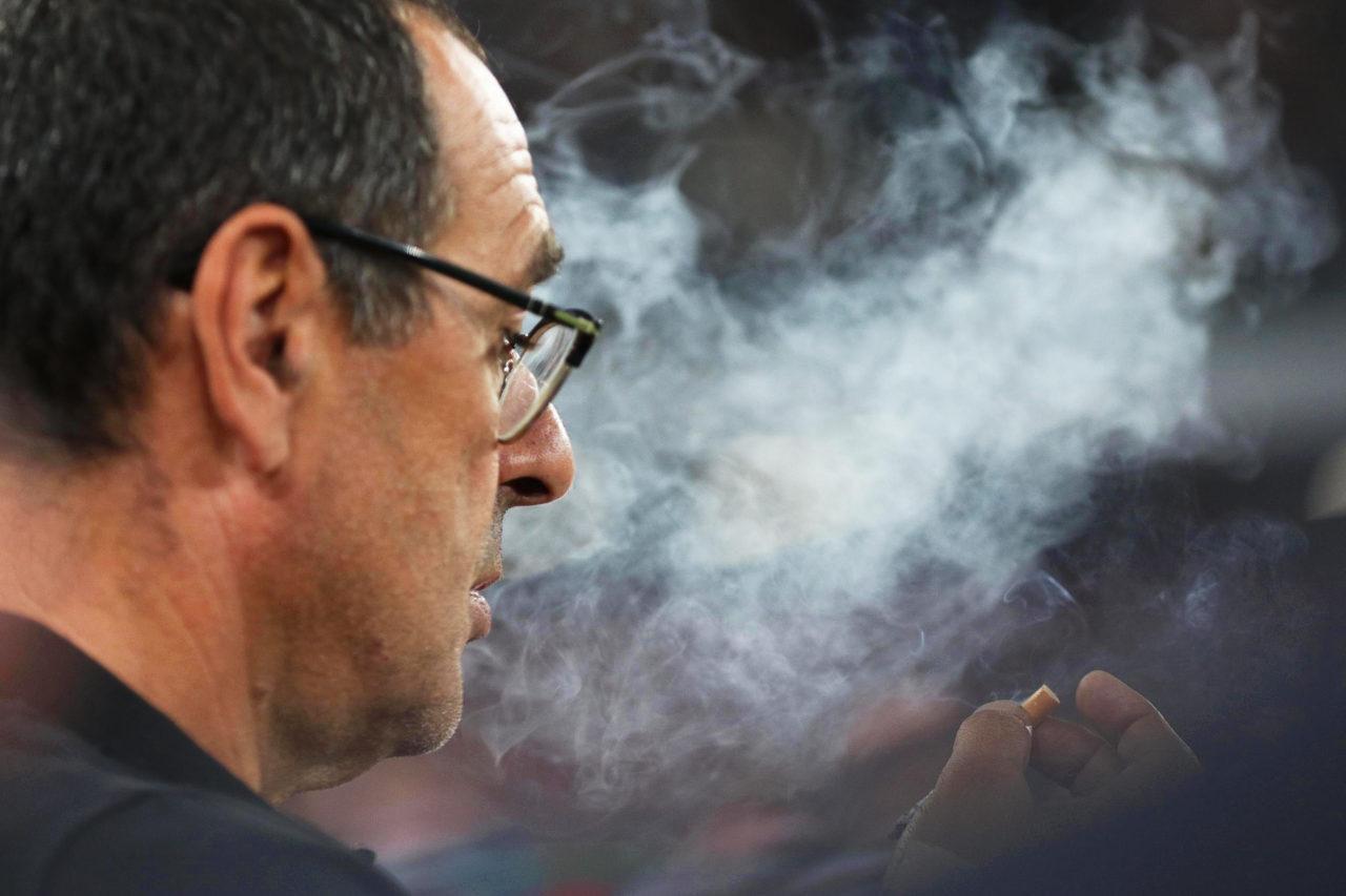 Sarri smoke
