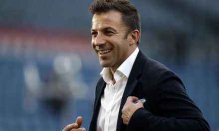 Del Piero: 'Perfect performance from Italy'