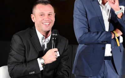 Cassano taunts Ronaldo: 'CR7 is not even top 5 in history'