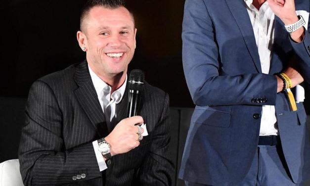 Cassano: 'Juventus and Inter Scudetto favourites'