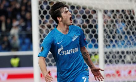 Zenit warn Mourinho off Azmoun