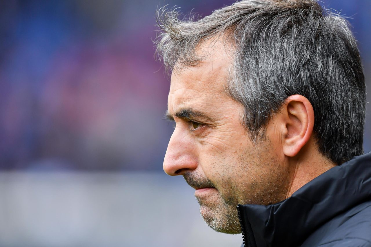 Marco Giampaolo close up
