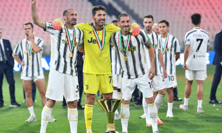 Agent confirms Parma as one of Buffon's options